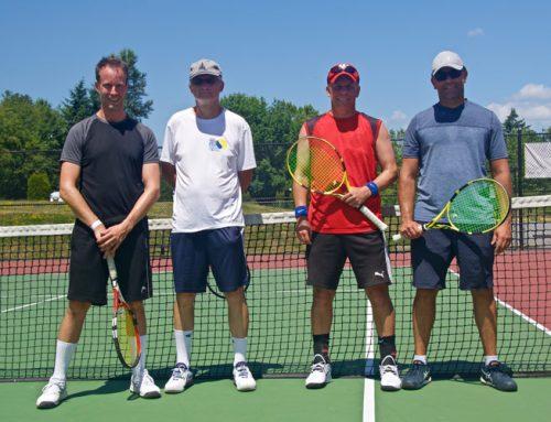 MRTC Doubles Tournament #2 – July 3, 2021