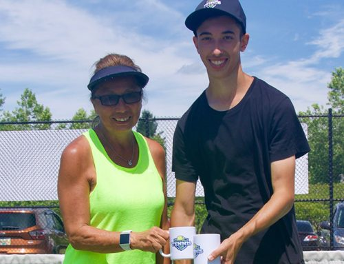 MRTC Mixed Doubles Tournament – July 18, 2021